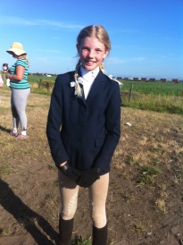 MacKenzie Horse Show Winner August, 2014