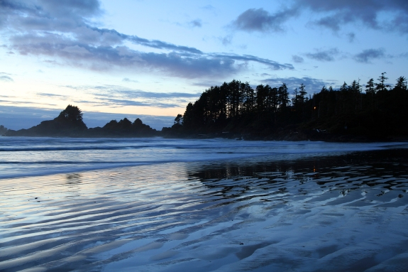 Sunset Point, Tofino My Sacred Place