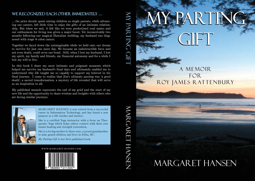 My Parting Gift_cover_Feb11.indd