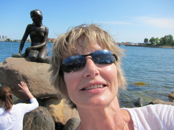 Denmark's 'Little Mermaid' June, 2011