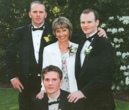 A Happy Family Occasion – May, 1997