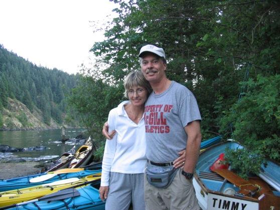 Deep Cove – North Vancouver, BC – May, 2003
