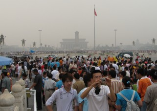 Tiananmen Square Beijing, 2006