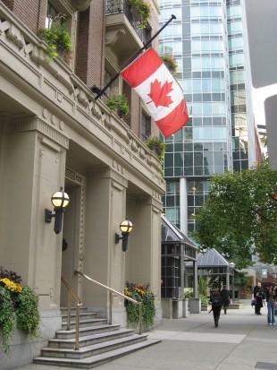 Vancouver Club Memorium October, 2008