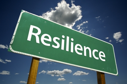 Create resilience and be joyful